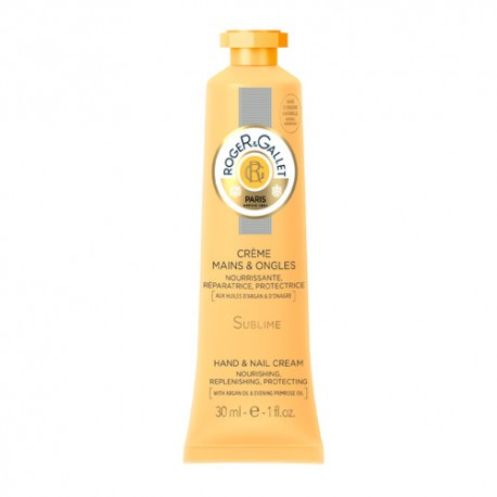 Roger Gallet Crema Manos Sublime Or 30ml.