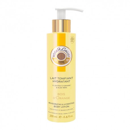Roger Gallet Leche Hidratante Bois d'Orange 200ml.
