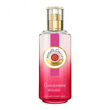 Roger & Gallet Agua Fresca Perfumada Gingembre Rouge 100ml