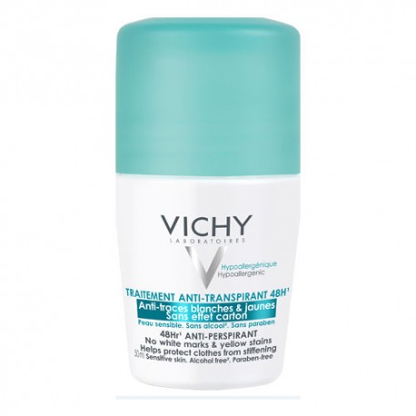 Vichy Desodorante Anti-transpirable Anti-manchas 50ml