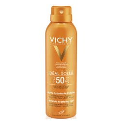 Comprar Vichy Ideal Soleil Bruma Hidratante Invisible SPF50+ 200ml