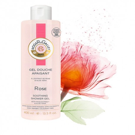 Roger & Gallet Gel de Ducha Rose 400ml