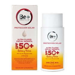 Comprar Be+ Ultra Fluido Facial Infantil SPF50+ 50ml