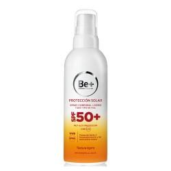 Be+ Spray Corporal Textura Ligera SPF50+ 200ml