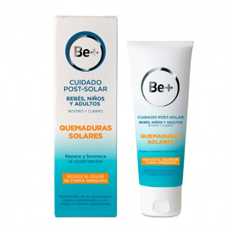 Be+ Aftersun Quemaduras Solares 100ml