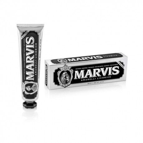 Marvis Dentífrico Regaliz 85ml