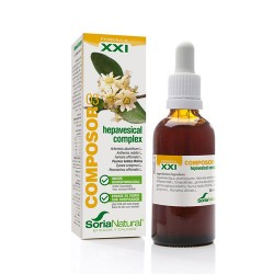 Comprar Soria Natural Composor 03 Hepavesical Complex 50ml