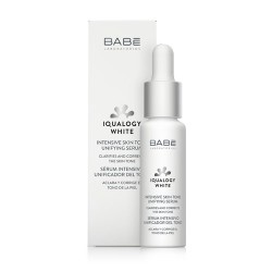 Babe Iqualogy White Serum Unificador del Tono 30 ml