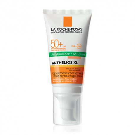 La Roche Posay Anthelios XL Anti-brillos Toque Seco Color SPF 50+  50ml