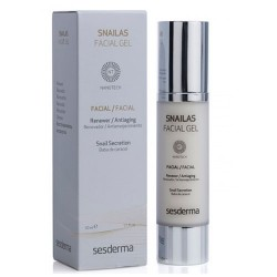 Sesderma Snailas Gel Facial 50ml.