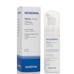 Sesderma Hexidermol Espuma Ctb 50 ml.