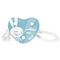 Comprar Lovi Cadenita sujeta chupetes Follow the Rabbit