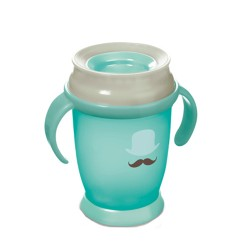 Lovi Taza 360º Retro Boy junior 250ml (+12m)