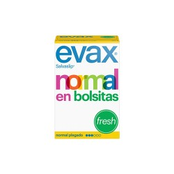 Comprar Evax Salvaslip Normal Fresh 28 Unidades