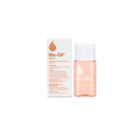 Bio Oil Aceite Cicatrizante, Antiestrías y Antimanchas 60 ml
