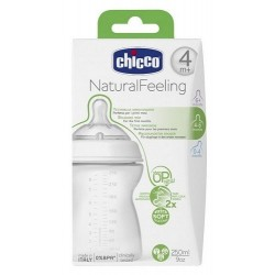 Comprar Chicco Biberón Step Up +4 Meses 250ml