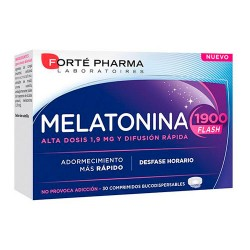 Comprar Forte Pharma Melatonina 1900 Flash 30 comprimidos