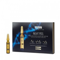 Isdin Night Peel Exfoliante Noche 10 Ampollas