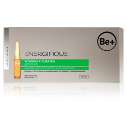 Comprar Be+ Ampollas Vitamina C Pura 15%