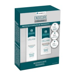 Endocare Cellage Emulsion Prodermis Dia SPF 30 50ml + Contorno De Ojos 15ml.
