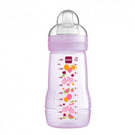 Mam Biberón Easy Active +2m 270ml