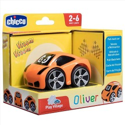 Comprar Chicco Coche Turbo Touch Oliver Naranja 2-6 Años
