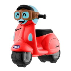 Comprar Chicco Vespa Turbo Touch Rojo