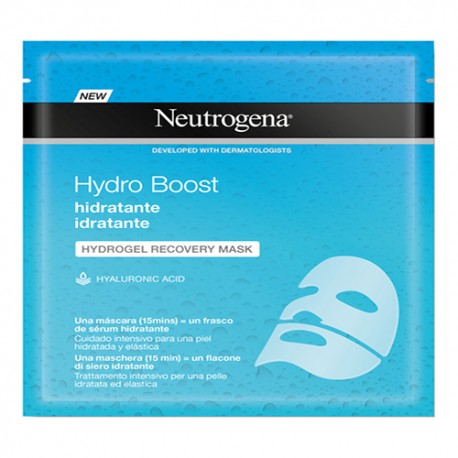 Neutrogena Máscara Hydrogel Hidratante 30ml