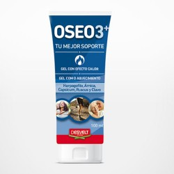 Oseo3+ Crema Efecto Calor 100ml