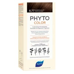 Comprar Phyto Color 6.77 Marrón Claro Capuchino