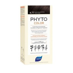 Phyto Color 4.77 Castaño Marrón Intenso