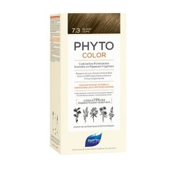 Phyto Color 7.3 Rubio Dorado