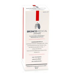 Comprar Bronco Medical 2/10mg/ml Jarabe 180ml
