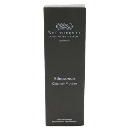 Boí Thermal Silessence Mousse Limpiadora 100ml