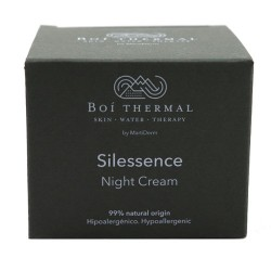 Boí Thermal Silessence Crema Noche 50ml