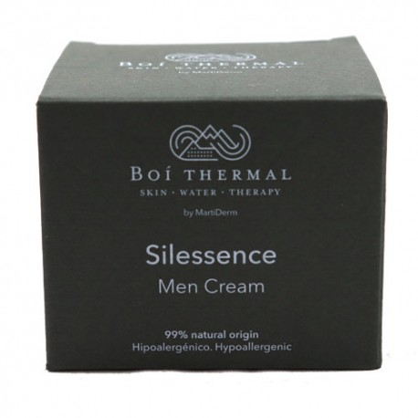 Boí Thermal Silessence Crema Hombre 50ml