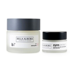 Bella Aurora Pack B7 Antiedad Piel Sensible 50ml + Eyes Protect Contorno 15ml