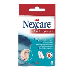 NEXCARE BLOOD STOP TAPON NASAL 2 UDS