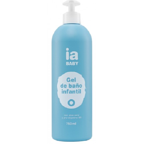 Interapothek Gel Baño Infantil 750 ml