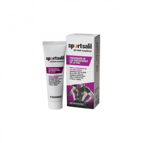 Sportsalil Gel Anti-Rozaduras 30ml