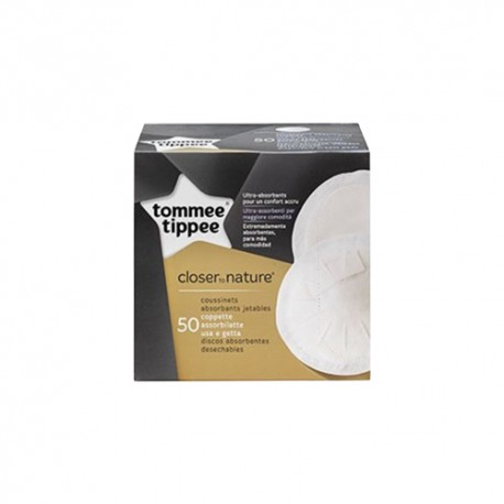 TOMMEE TIPPEE DISCOS ABSORBENTES 50UDS