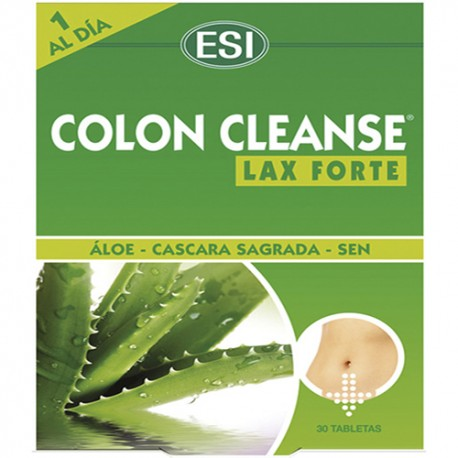 Colon Cleanse Lax Forte 30 Tabletas