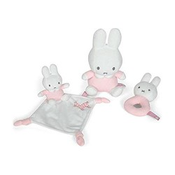 Comprar Olmitos Miffy Set Regalo Safari Rosa