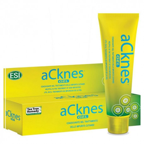 Acknes Gel Arbol del Té 25ml