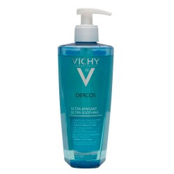 Vichy Dercos Champú Ultra Calmante Cabello Normal a Graso 390ml