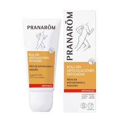 Pranarom Aromalgic Roll-On Articulaciones Fatigadas 75ml.