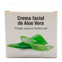 Comprar Soivre Crema Facial De Aloe Vera 50ml