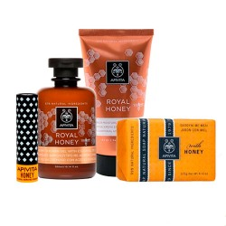 Apivita Set Royal Honey Nutricion & Hidratacion.