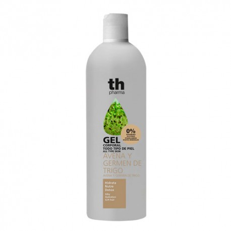 Th Pharma Gel Corporal Avena y Germen de Trigo 750ml