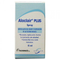 Comprar Aloclair Plus Spray 15ml